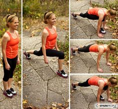 A Seriously FUN Full-Body Workout for Fall! | via @SparkPeople #fall #fitness #workout #exercise