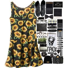 A fashion look from January 2014 featuring mini dress, black ankle booties and hand bags. Browse and shop related looks.