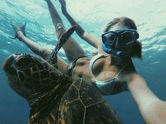 My bucket list: go scuba diving