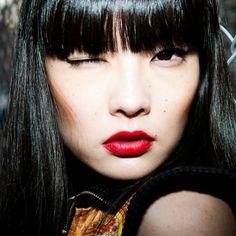tokyo now: kozue akimoro Id Magazine, Old Shanghai, Face Study, Harajuku Girls, Modern Metropolis, Style And Grace, Asian Style, Pose Reference, Pretty Woman