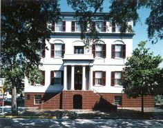 See the birthplace of Juliette Gordon Low in Savannah, Georgia. been there....cool!