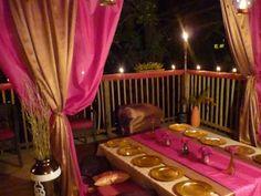 "Birthday dinner ""Mid-Night in Abudabi!"