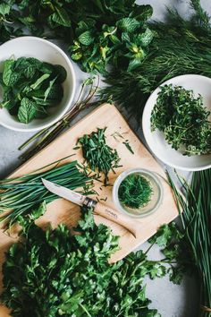 Fresh Herbs for every day cooking.