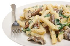 Penne Pasta with Blue Cheese and Walnuts | The Dr. Oz Show
