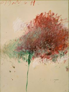 """Cy Twombly, """"Proteus"""", 1984"""