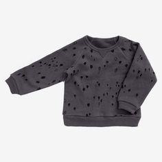 Forest Fleece Sweatshirt - Shadow
