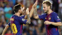 Rakitic: «Jugando a este nivel es difícil ganar al Barça»