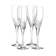 Mikasa Orion Champagne Flute, 6-Ounce, Set of 4 #Mikasa #Orion #Champagne #Flute, #Ounce,