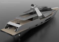 Megayacht by Christopher Leroy