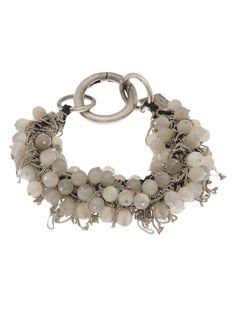Goti Crystal Fringe Bracelet - American Rag - Farfetch.com