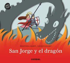 San Jorge y el dragn Marti, Conte, Adolescence, Books, Movie Posters, Editorial, Popup, Products, Santos