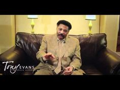 Dr. Tony Evans speaks on Unity. TonyEvans.org