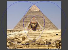 Using ancient mathematics to enrich your design skills Egyptian Symbols, Ancient Egyptian Art, Ancient Aliens, Egypt Art, Golden Ratio, Giza, Expo, Flower Of Life, Machu Picchu