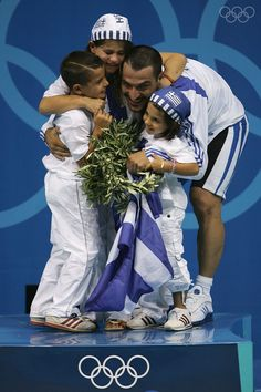 2004 Athens Olympics Medalist Pyrros Dimas