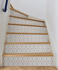 Look at this Scandia Stair Decal on #zulily today!