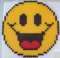 Pinterest le catalogue d 39 id es - Smiley perle a repasser ...