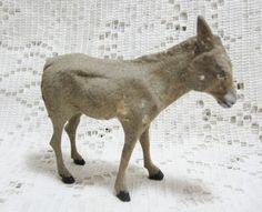 German Stick Legged Donkey ~ SOLD