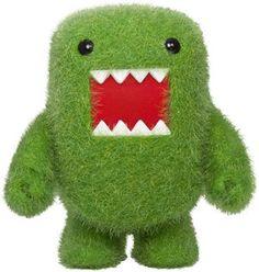 GREEN DOMO-KUN!!!!!!!!!! AWESOME!!! lol