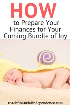 How to prepare your finances for your coming bundle of joy.To help you keep in check the financial fears at bay, here are a few things you can do to be better prepared for your bundle of joy. Finance Blog, Finance Tips, Saving Tips, Saving Money, Saving Ideas, Financial Planning, Financial Success, Ways To Save Money, Money Tips