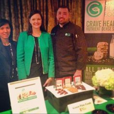 Green Plate Foods loved participating in Taste of the Nation!