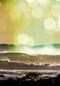 """Summer Light"" Surf"