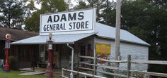 Country General Store - in Alabama