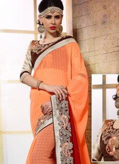 Exciting Designer Saree For Festival