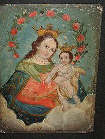 antique retablos - Google Search