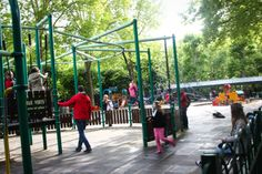 The amazing park at Luxembourg Garden, Paris. Accompanied by a great post on navigating Paris with a toddler.