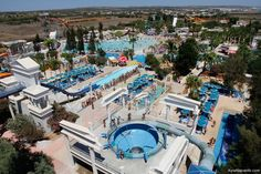 Waterpark Waterworld Ayia Napa Cyprus