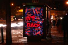 Cadbury's Wispa, since its relaunch, has generated sales in excess of becoming Britain's best-selling chocolate bar Online Campaign, Media Campaign, Advertising Agency, Billboard, Britain, Neon Signs, Popular, Bar