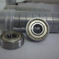 10 Unids ABEC-9 608 8*22*7mm Rodamientos de Bolas con Doble cara de la Cubierta A Prueba de Polvo para la Línea Patines Patines Monopatín Patinete