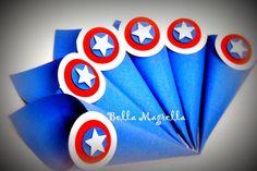 Cones - Capitão América