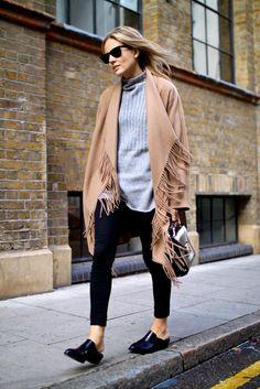 Coat | H&M (similar black version here) Jumper | Asos Jeans | Cheap Monday Shoes | Senso Bag | Rebecca Minkoff