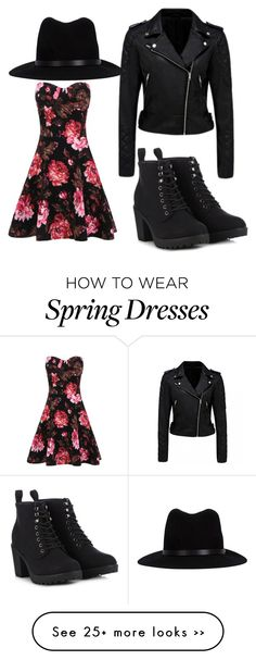 Designer Clothes, Shoes & Bags for Women Cute Edgy Outfits, Rock Outfits, Spring Outfits, Dress Outfits, Girl Outfits, Dresses, Wardrobe Ideas, Capsule Wardrobe, Rocker Girl