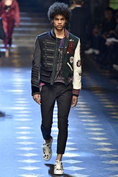 Dolce Gabbana Milán masculina otoño invierno 2017 desfile de moda de los hombres, la tendencia masculina, invierno 2017, invierno 2018, alex cursino, blog de moda, la moda sin censura (93)