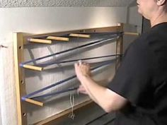 How to Weave: Loom Series: Introduction: Lesson 1 - YouTube