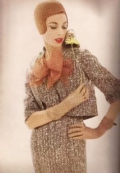 Portugal Resort Fashions Harper's Bazaar January 1961