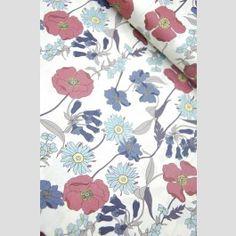 Bluebell - Lawn - Alexander Henry Fabrics. The Eternal Maker. £12.00 per metre.