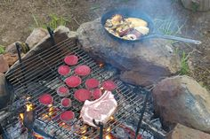 Tips, recipes, and necessities: Everything you need to become iron chef of the campout.