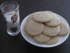 Chai Spice sugar cookie recipe from Instructables.