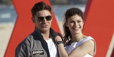 Did the actor confirm that he is dating his Baywatch co-star Alexandra Daddario? Zac Efron took to social media to leave a cheeky message to the beautiful actress that made it seem like they are together! According to previous reports, Zac and Alexandra have been seeing each other 'on and off' bu...