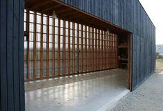 The Black Tea house / A1 Architects