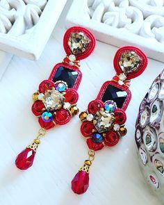 Charmed, Bracelets, Earrings, Jewelry, Fashion, Polymer Clay Jewelry, Accessories, Ear Rings, Moda