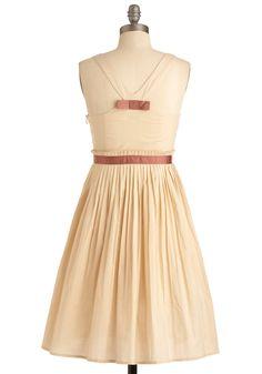 Mauve-in Date Dress   Mod Retro Vintage Dresses   ModCloth.com