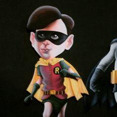 Robin !