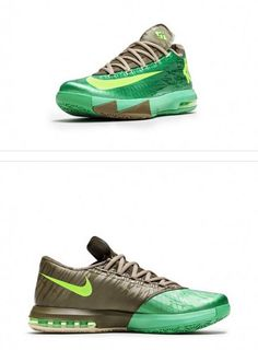 "ef356b7d7681 THE SNEAKER ADDICT  Nike KD 6 VI ""Bamboo"" Sneaker (Official Images +"