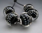 These encased glass beads are awesome!