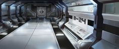 star wars space station interior - Google Search