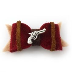 Mal Reynolds Hair Bow or Brooch - Spiffing Jewelry